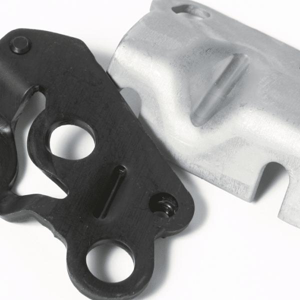 zinc nickel finition grise et noire